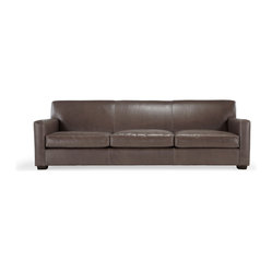 St. Jean Leather Sofa