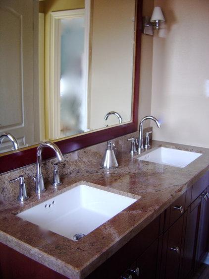 Contemporary Bathroom by Avalon Interiors