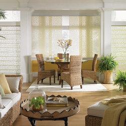 Sliding Panels - Springs Window Fashions