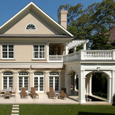 Traditional Exterior by COLAO & PETER Landscape Design & Construction