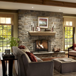 Traditional Fireplaces -