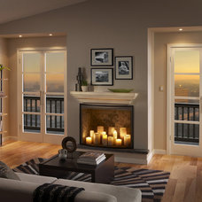 Contemporary Fireplaces Contemporary Fireplaces