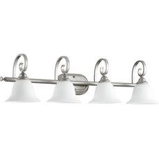 Traditional Bathroom Vanity Lighting by Arcadian Home & Lighting