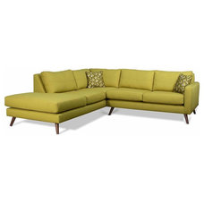 Midcentury Sectional Sofas by ivgStores