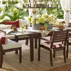 Chesapeake Rectangular Extending Dining Table