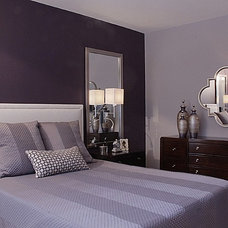 Transitional Bedroom by Chasin & Gilday Interiors