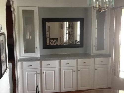 dining room buildin wall unit space solutions dining room custom built in wall unit