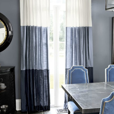 Smith and Noble Single Pleat Drapery - Starting at $158+