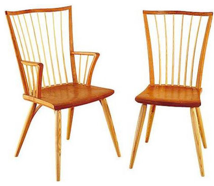 Traditional Dining Chairs by Thos. Moser