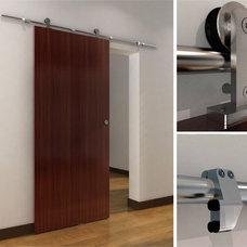 Contemporary Barn Door Hardware by Ningbo Tengyu Metal Products Co.Ltd