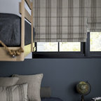 Smith & Noble Classic Roman Fabric Shades - Starting $131+