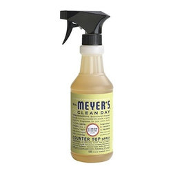 Mrs. Meyer's Clean Day Counter Top Spray, Lemon Verbena - You may think it's strange to have a countertop spray in a home fragrances round-up, but first and foremost I like my home to smell clean. This is a great countertop spray to use every night and smells wonderful!