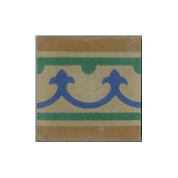 Floor Encaustics Collection - Item CF04