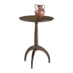 Butler Specialty - Butler Pedestal Table - BUT-1488022 - Selected solid woods and choice cherry veneers.