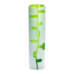Cyan Design - Cyan Design Lighting 04243 Medium Danish Vase - Cyan Design 04243 Medium Danish Vase