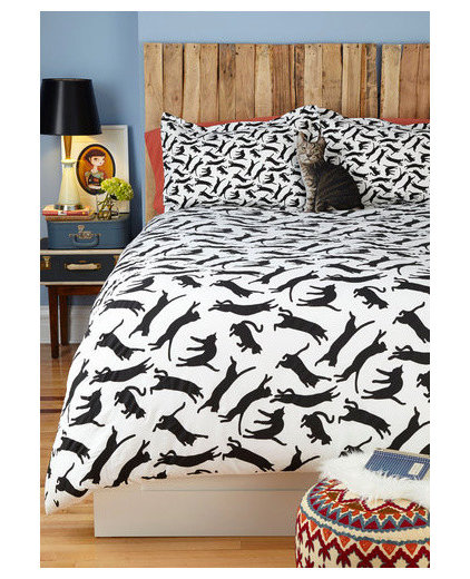 Eclectic Duvet Covers by ModCloth
