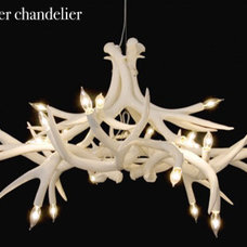 Eclectic Chandeliers by Generate Design