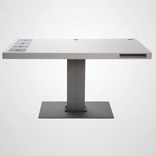 Modern Desks And Hutches by julesseltzerstore.com