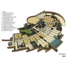 Southwestern  by Tate Studio Architects