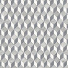 Eclectic Floor Tiles by Rebekah Zaveloff   KitchenLab