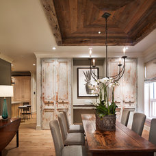 Contemporary Hardwood Flooring by reSAWN TIMBER co.