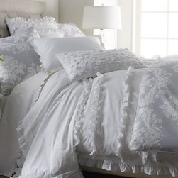 SERENA & LILY - Traditional Duvet Covers -