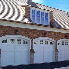 Traditional Garage And Shed by McLean & Company - Luxury Homes