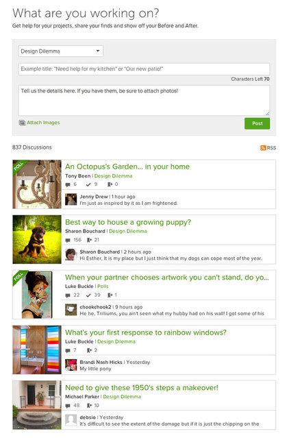 10 Reasons to Love the Brand New Houzz Australia Website