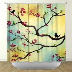 Shower Curtain HQ - DiaNoche Designs
