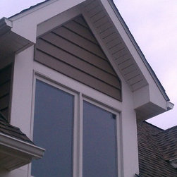 Uniontown OH Install - WindowPro replaced all the windows in this home with Marvin Clad windows.