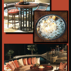 Contemporary Patio Furniture And Outdoor Furniture by SM Ruggles