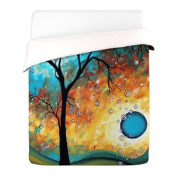 DENY Designs Madart Inc Duvet Cover