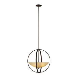 Trans Globe Lighting - Trans Globe Lighting 70413 ABZ Pendant Light In Antique Bronze - Part Number: 70413 ABZ