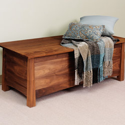 KYOTO BLANKET CHEST