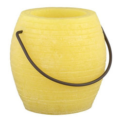 Citronella Candle Barrel - This is a stylish mood light as well as a pest prevention. If you're gearing up for the season of mosquitoes, this is a great way to do it with style.