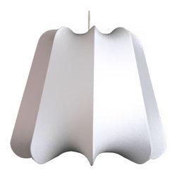 Modern Italy Silk Elastic Fabric Shade Pendant Lighting -
