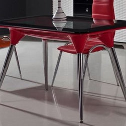 Stabia Modern Dining Table - Features: