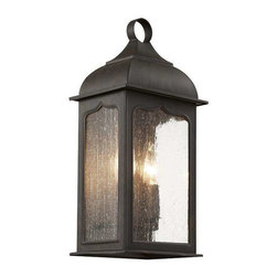 Trans Globe Lighting - Trans Globe Lighting 40230 ROB Outdoor Wall Light In Rubbed Oil Bronze - Part Number: 40230 ROB