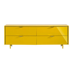 ... color scheme, but it will be most at home in a retro-inspired room