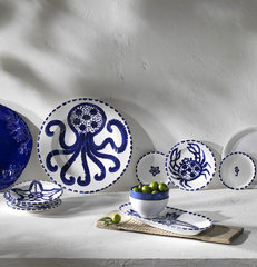 mediterranean dinnerware by Gracious Style