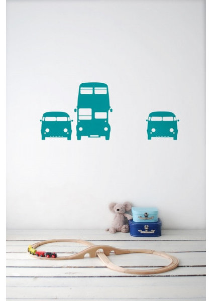 modern decals by Ferm Living Shop