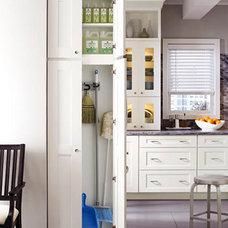Organizing: Organized Kitchens - Martha Stewart