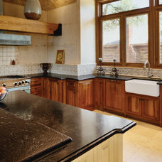 Contemporary Kitchen Countertops by AG&M (Architectural Granite & Marble)