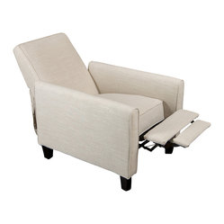 Jamestown Design Recliner Club Chair