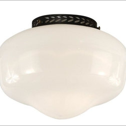 Savoy House - Savoy House-FLGC-1108-FB-Ceiling Fan Light Kit - Versatile Fan Light for use with a variety of Savoy House Fans
