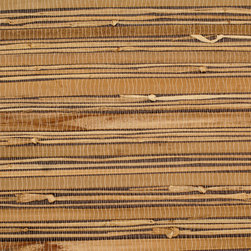 BN Wallcoverings - GPW11-1002DW Grasscloth- Sample - Grasscloth wallpaper is a unique fibrous material made from natural grasses. Grown tall, then dried, strung and woven together, this textured wallcovering is a great way to add an interesting eco-friendly backdrop to any room! Please note that due to the exclusive use of natural materials processed almost entirely by hand, certain distinguishing and enhancing imperfections and color shades are an integral part of the impression of these wallcoverings.