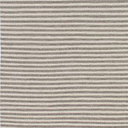 "Momeni - Mesa Natural Contemporary Striped 2'3"" x 8' Runner Momeni Rug by RugLots - Beautifully hand-woven flat-weave designs capture the natural colors of wool in the well-crafted Mesa collection. Each rug possesses the unique characteristic to be reversible, adding to the collections design versatility. Showcasing the many textures of natural wool, Mesa adds a sense of casual comfort and organic sensibility to any environment. Made in India using 100% wool."