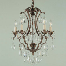 traditional chandeliers by Lights Online