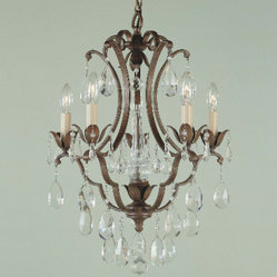 Murray Feiss Maison de Ville Collection Chandelier