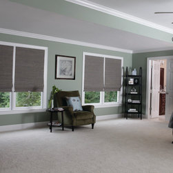 Levolor Woven Wood Shades - Levolor Woven Wood Shades
